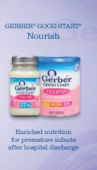 GERBER® GOOD START® Nourish